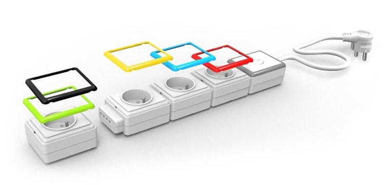 Moduloplug - la multiprise modulaire