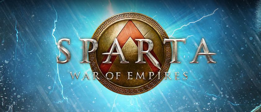 Sparta war of empires logo