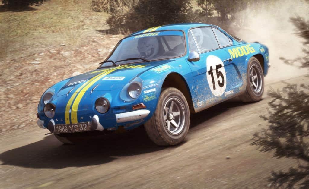 La Renault Alpine, une légende parmi les autres