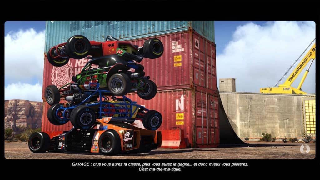 Trackmania - Les voitures se ressemble assez fort