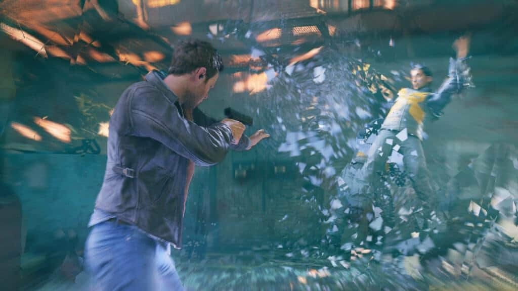 Quantum Break - Un TPS bien original