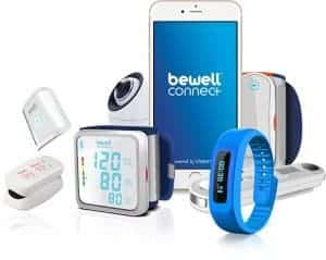 BewellConnect - Une gamme ultra large.
