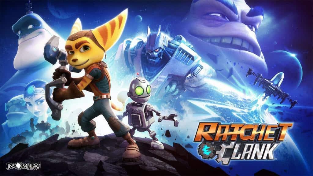 Ratchet et Clank - Le retour du lombax et de son ami robot