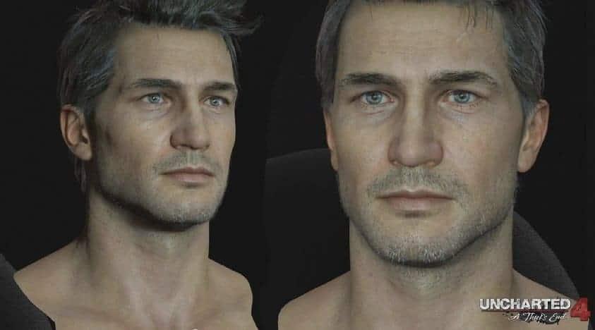 Le soin apporté aux visages illustre la profondeur des graphismes de ce Uncharted 4