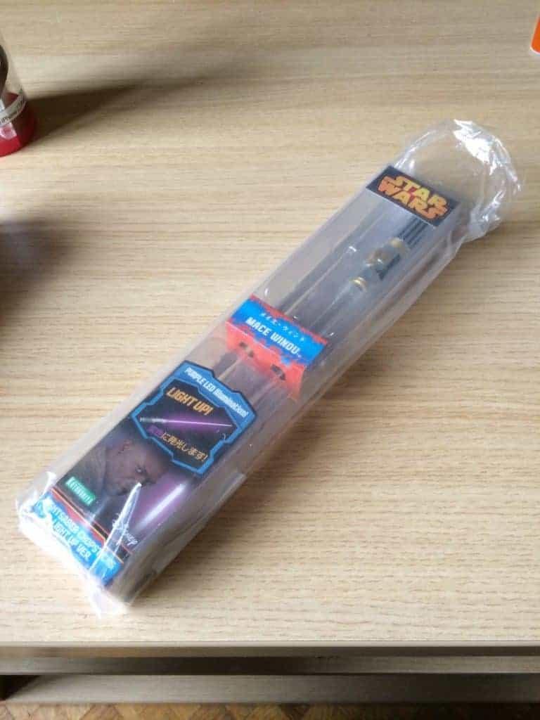 Mention spéciale pour le double emballage !