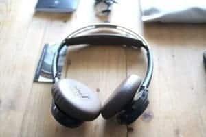 Backbeat Sense - Le son est correct, mais mériterait quelques améliorations.