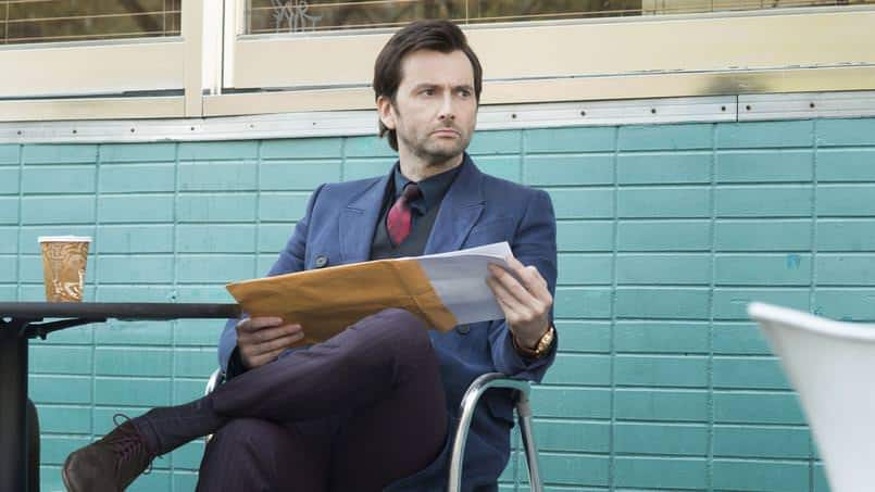 Kilgrave incarné par David Tennant, magistral!