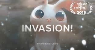 Invasion - Le petit film que j'ai pu tester, sympa et bluffant!