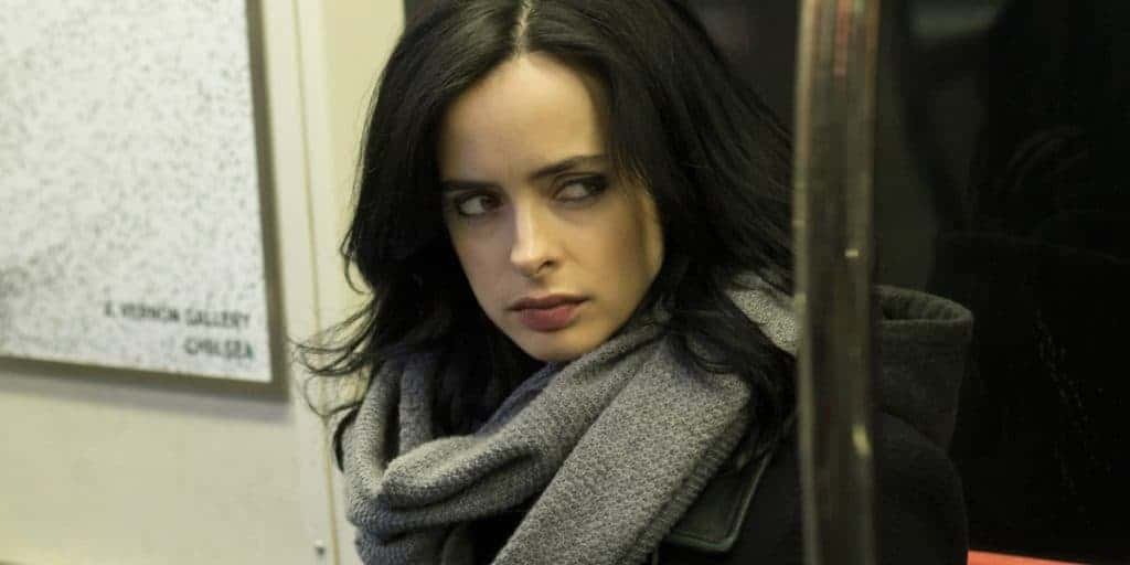Voici Jessica Jones, mieux vaut ne pas l'énerver!