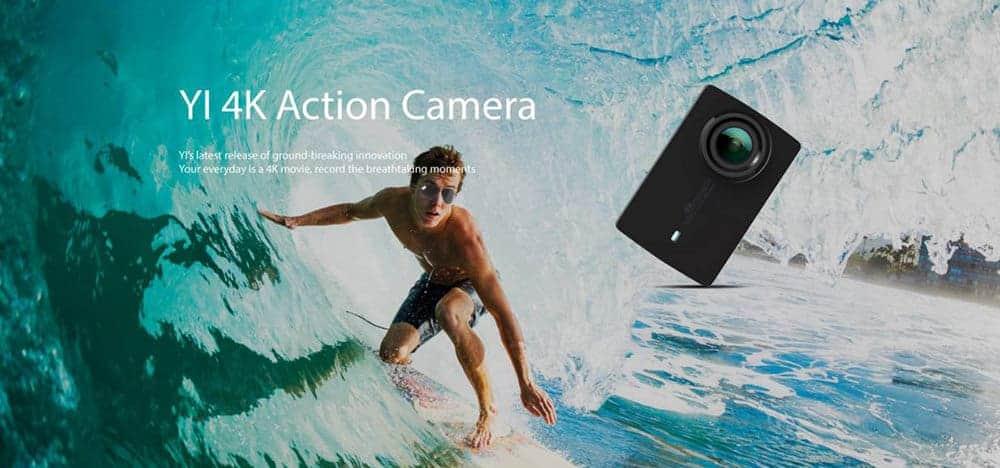 Xiaomi Yi II - Une caméra pour l'action!