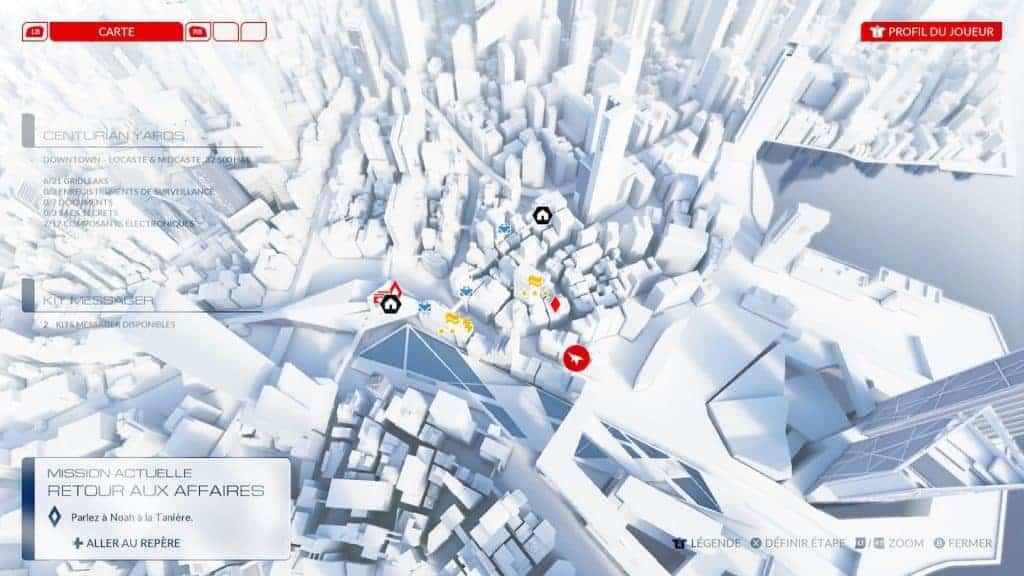 Nouveau système de map