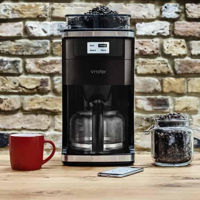 Smarter Coffee - La classe, non?