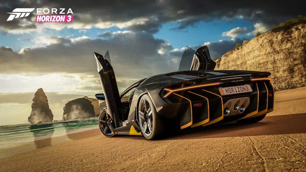 Forza-Horizon-3-Lamborghini-Beach