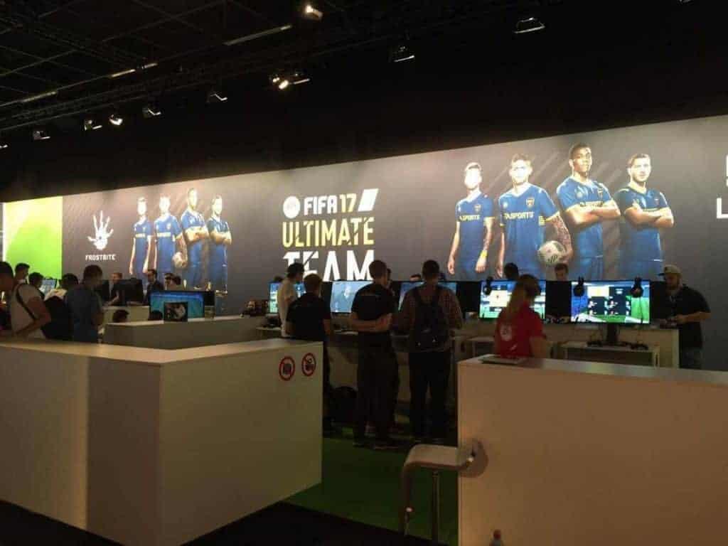 Fifa 17 coté presse