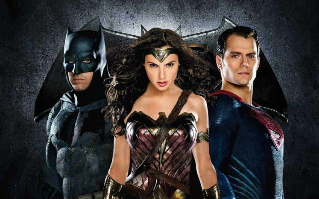 Batman vs Superman - Un trio de choc