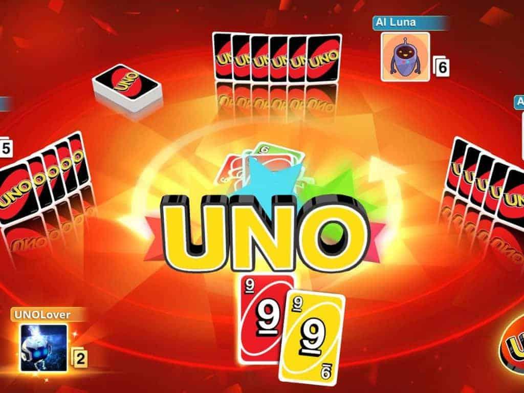 Uno - Un jeu de carte ou le hasard décide de votre sort