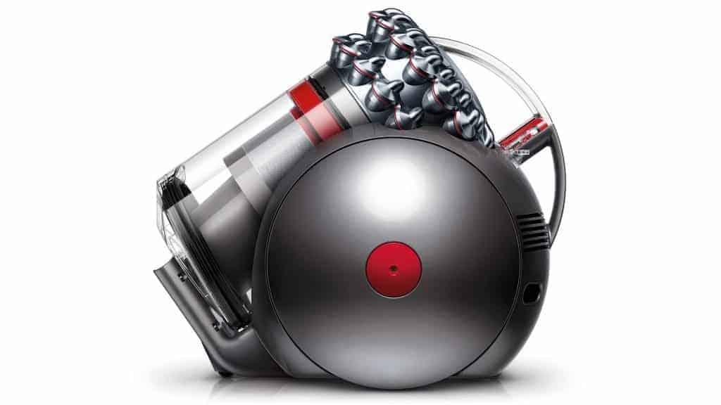 Dyson Big Ball - Il est impossible de renverser le Dyson