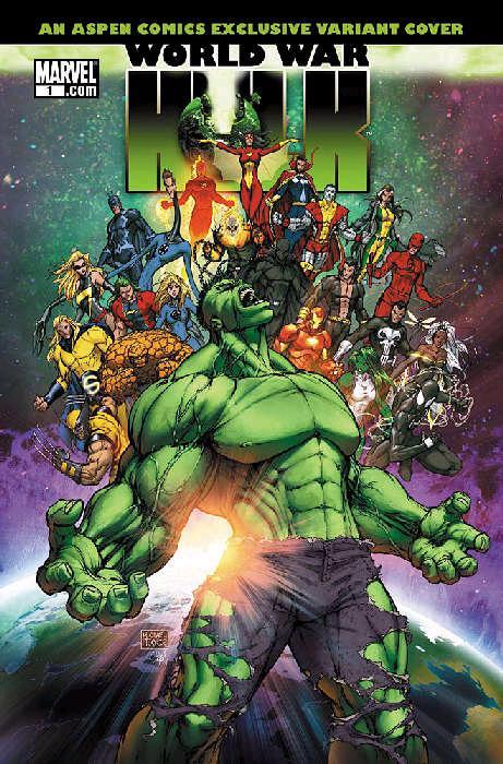 Hulk revient et il n'est pas content !