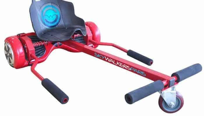 Hoverkart - Transformez votre hoverboard en karting