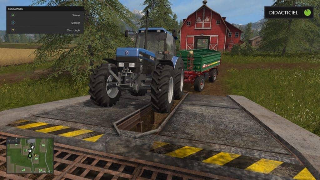 Ok, ma roue ne tombe pas. Mais c'est superbe non ?