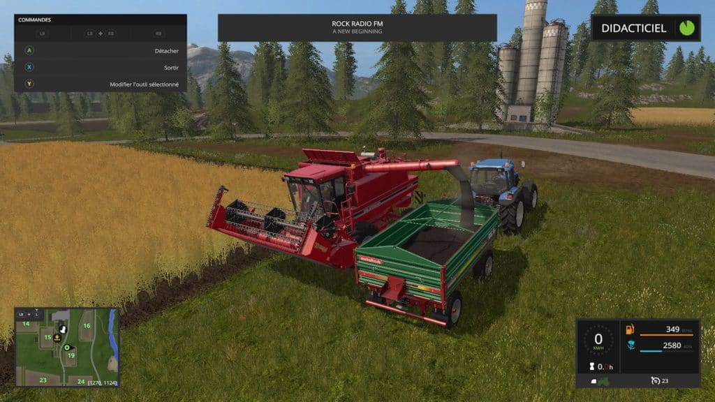 Pas toujours facile de s'habituer aux machines.