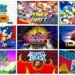 9 jeux, 8 genres bien différents.