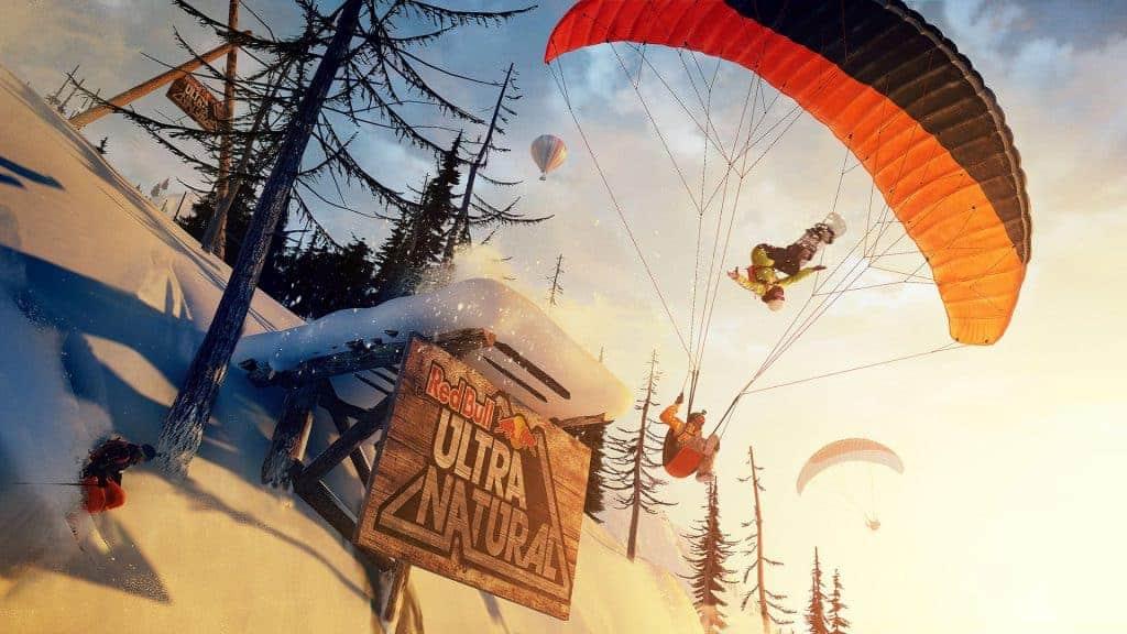Wingsuit, Parachute, Snowboard, Ski, il y en à pour tout les goûts.