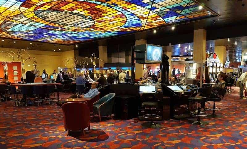 Photos de notre soirée au casino de Middlekerk