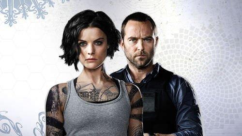 Jane Doe et Kurt Weller, les deux principaux protagonistes