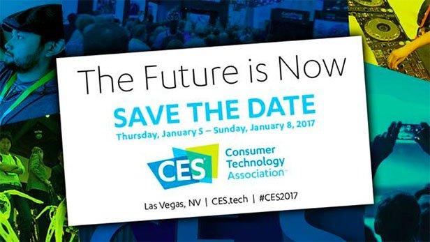 CES2017 du 5 au 8 janvier 2017