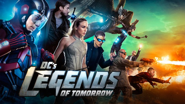 Legends of Tomorrow ou le spin-off recyclage.