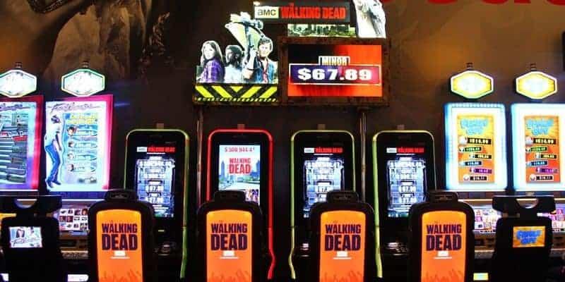 Machines à sous Walking Dead