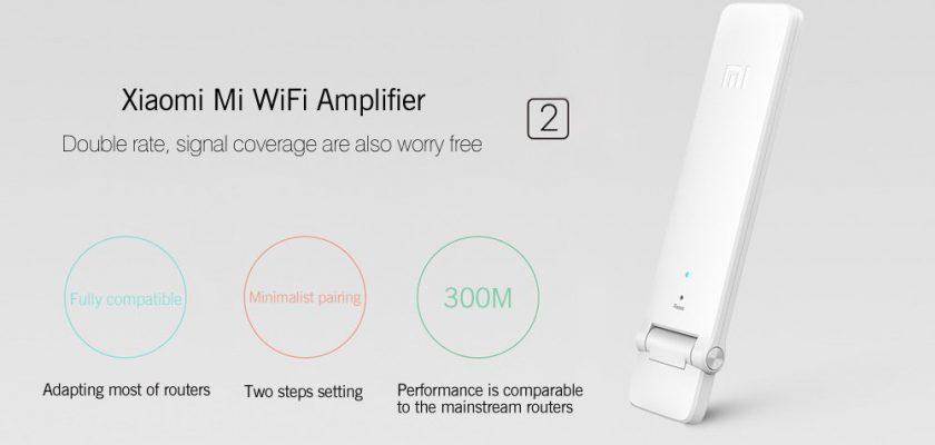 xiaomi mi wifi 300m