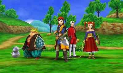 Dragon Quest VIII - Nouvelle équipe, nouvelles aventures.