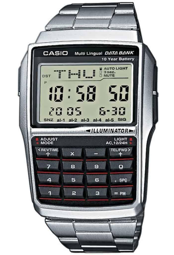 En fait, à 12ans j'avais aussi une montre connecté sans le savoir.