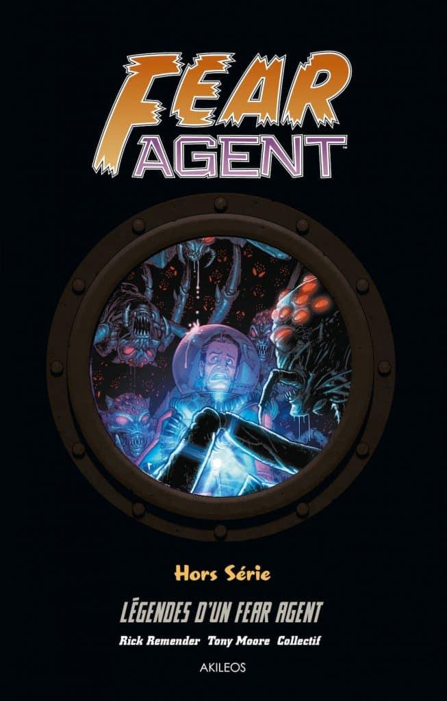 Légendes d'un Fear Agent est un hors série.