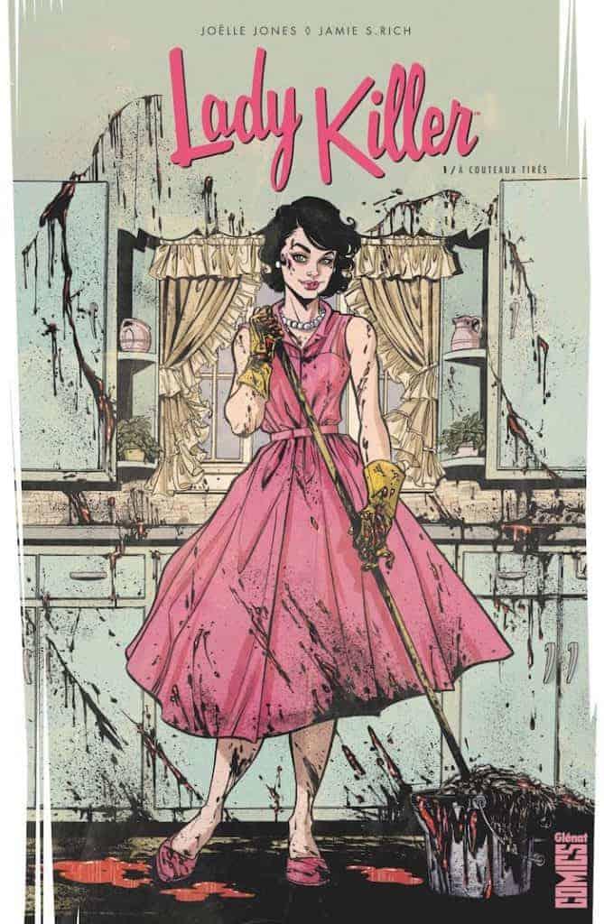 Lady Killer - Ne vous fiez pas aux apparences.