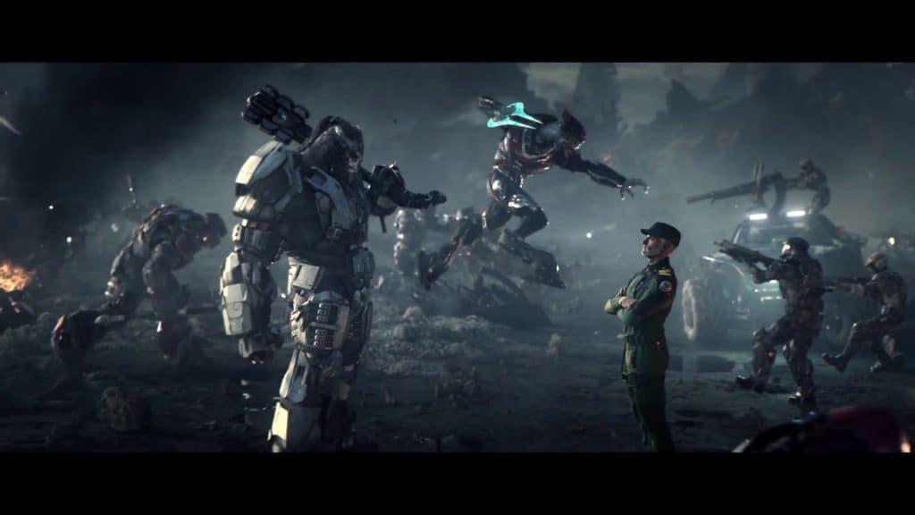 Halo Wars 2 - Les covenants c'était de la rigolade.