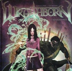 Wraithborn - Mélanie pourra-t-elle maitriser son pouvoir ?