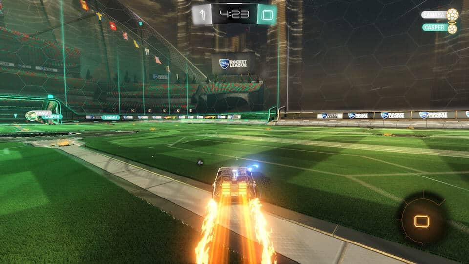 Rocket League - Vers l'infini et... ah non c'est pas ça !