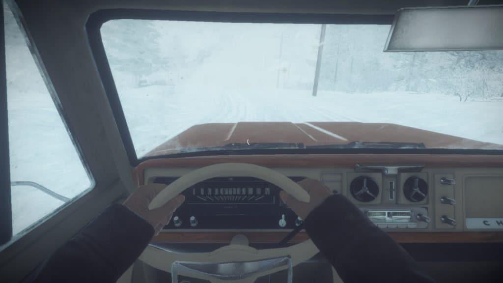 J'espere que vous aimez la neige.