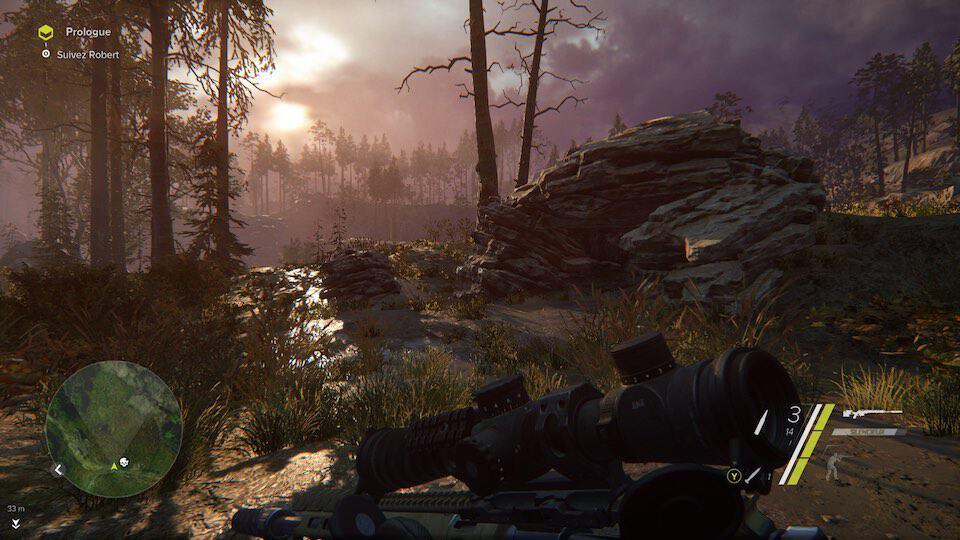 Sniper Ghost Warrior 3 - Niveau graphismes c'est plutôt réussi.