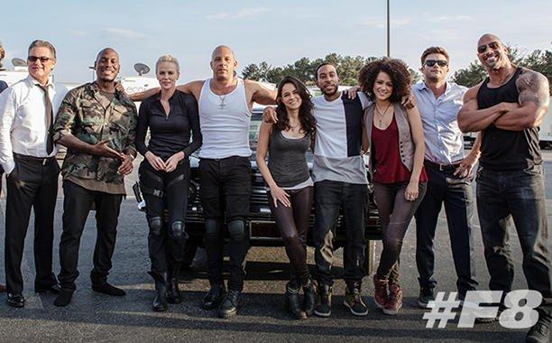 Fast & Furious 8 - Une équipe de choc qui rempile encore et encore.