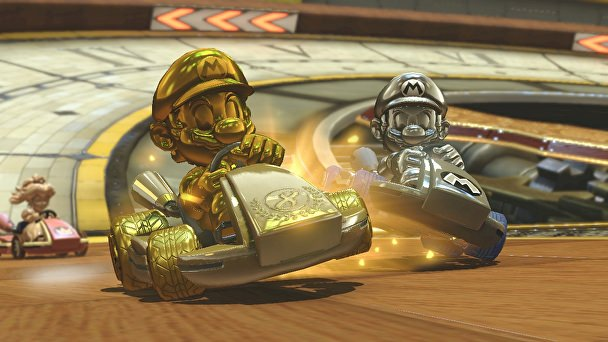 Mario Kart 8 Deluxe - La version ultime