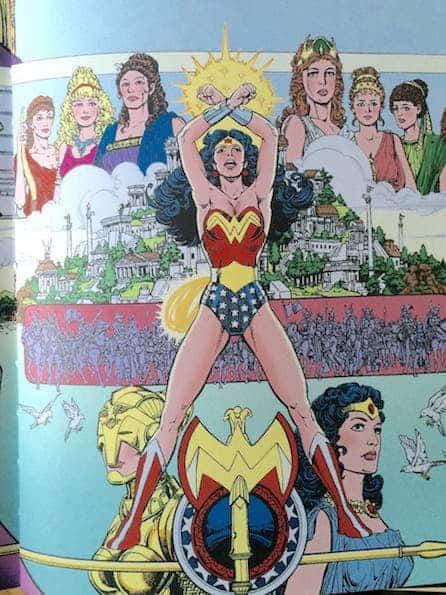 Wonder Woman - Dieux et Mortels / Diana va avoir du boulot avec les humains.