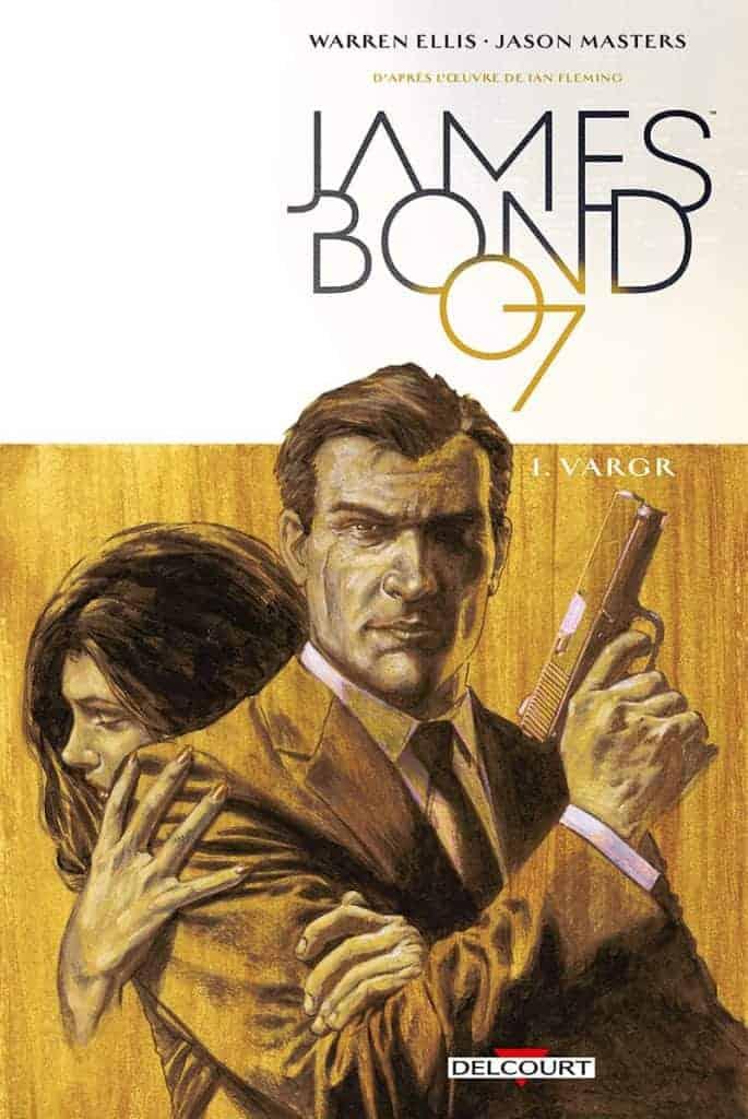 James Bond - Vargr - Il n'est pas là pour cueillir des fleurs.