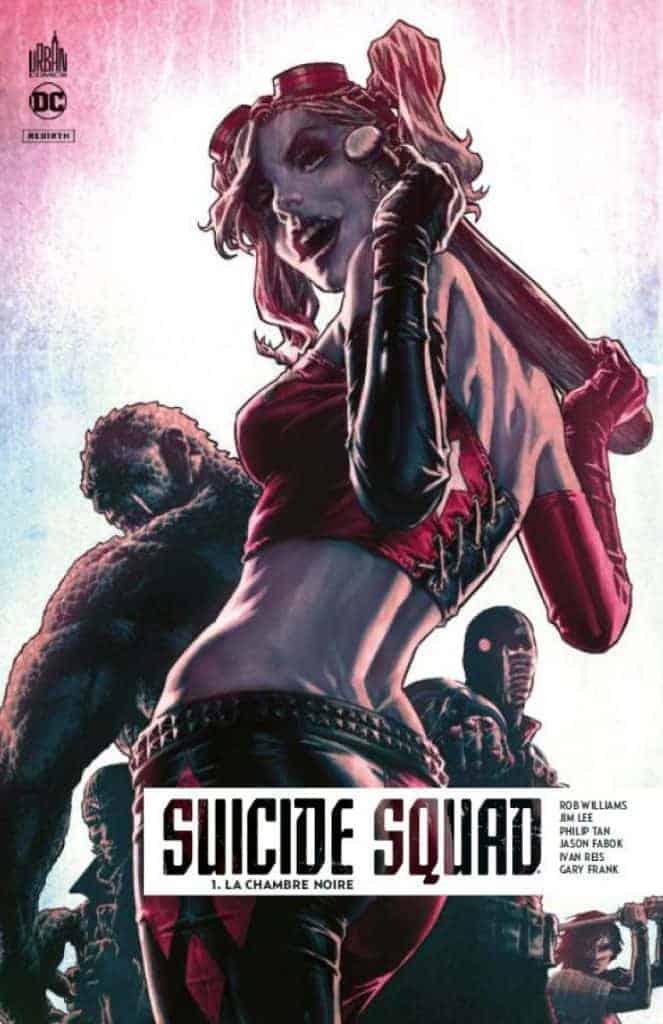 Suicide Squad - Rebirth