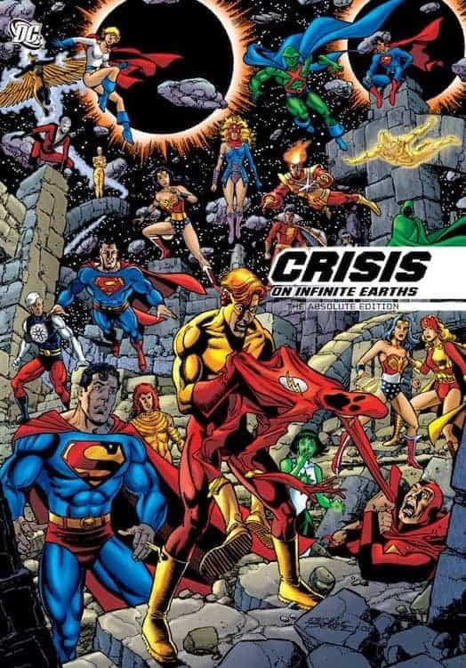 Barry Allen sauve le multivers en le payant de sa vie.