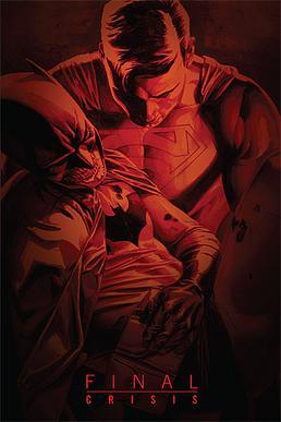 Final Crisis n'est clairement pas la meilleure partie de l'histoire DC