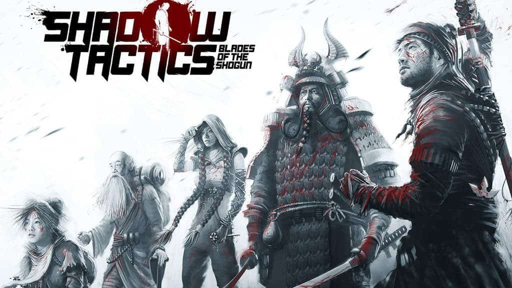 Shadow Tactics - 5 combattants, 5 approches